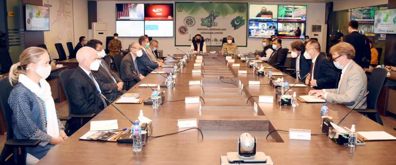 Pak response to Covid-19 is impressive: foreign diplomats