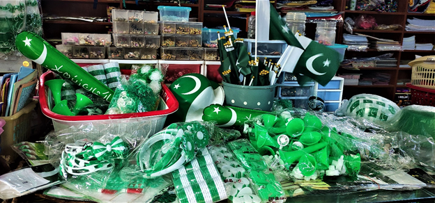 Chinese products charm Pakistan's Independence Day