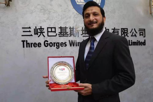 I'm willing to contribute to success of CPEC: Adil Ashraf --CPEC role model