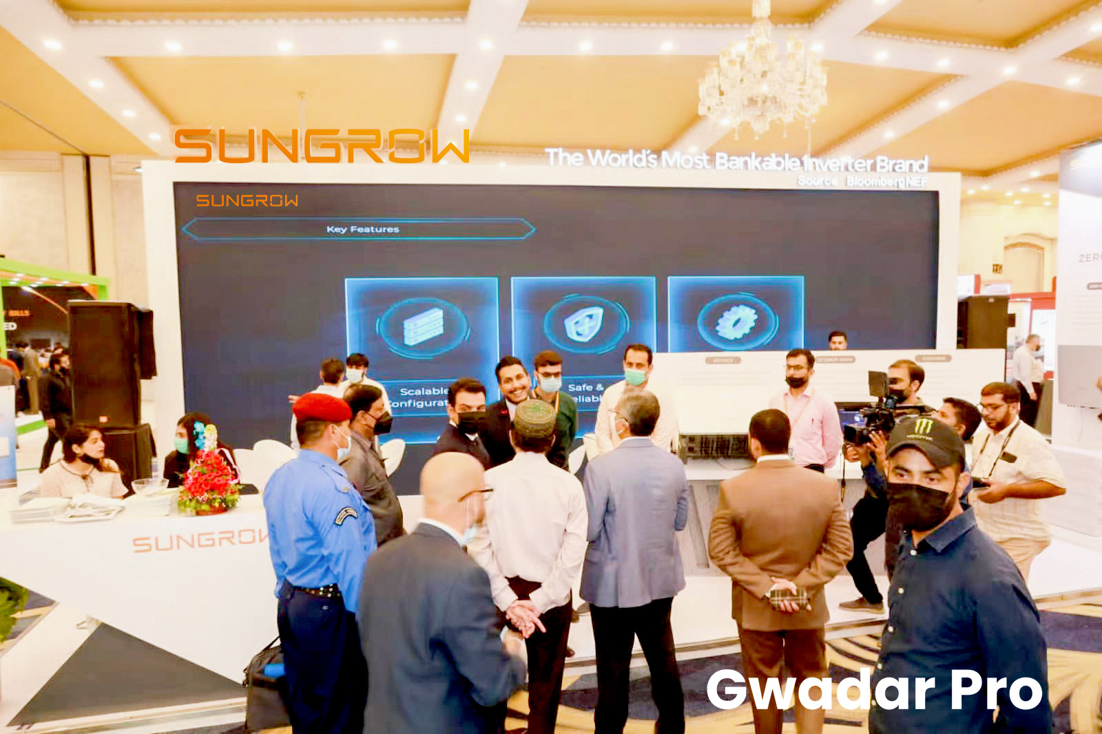 Chinese solar power giant promoting energiewende in Pakistan