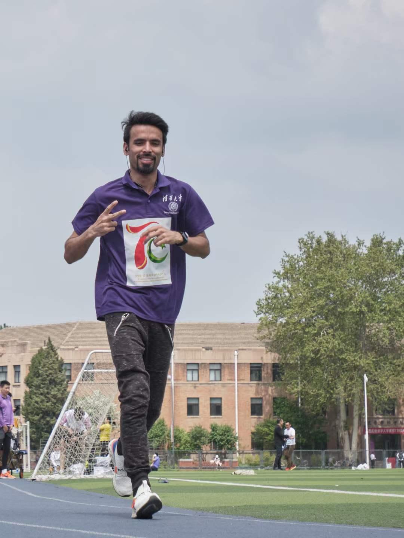 Athletic Pakistani student contributes to 2022 Beijing Winter Olympics
