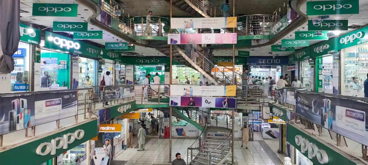 Chinese enterprises vigorously participate in