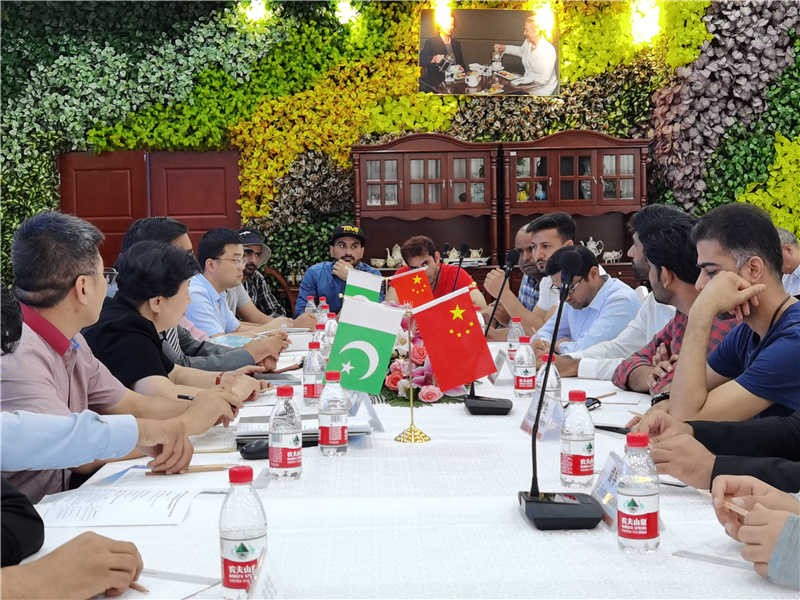 China, Pakistan to step up cooperation on health care under CPEC