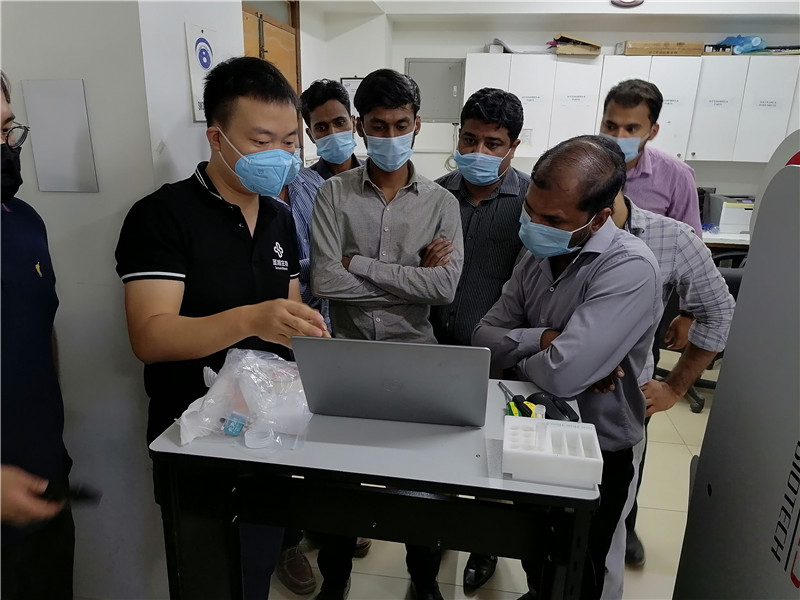 Enpowering Pakistani brothers makes my life meaningful: Chinese technician