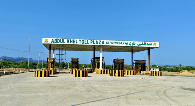 CPEC's M-14 to boost agricuture development in KP