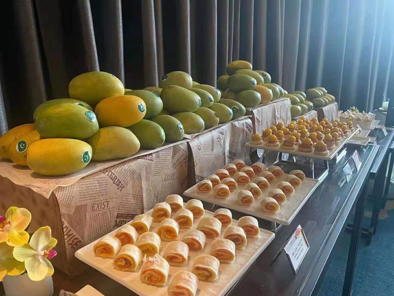 Pakistani mango festival held in Guangzhou