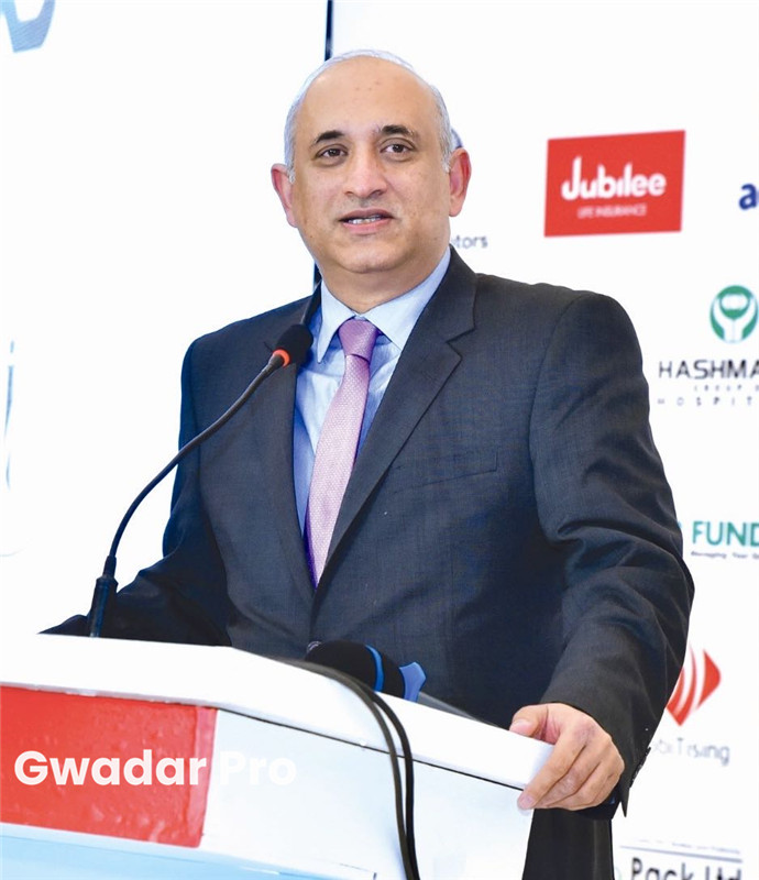 Linking villages to markets useful for Pakistan's povertyreduction: Haroon Sharif