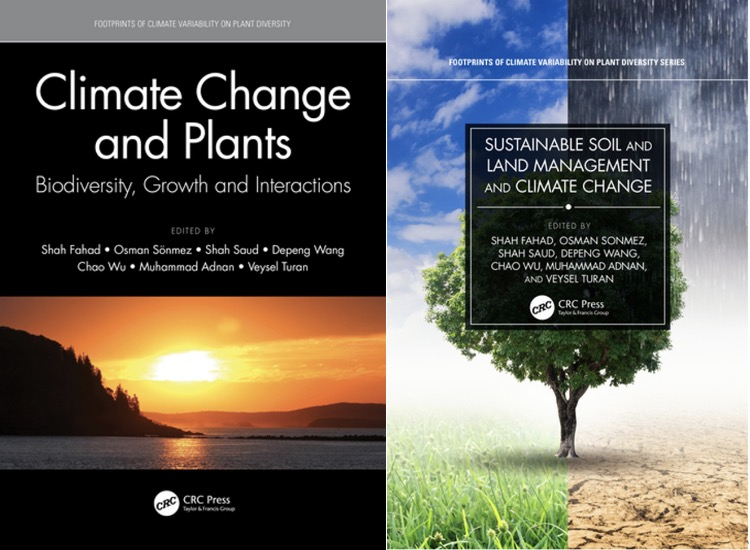 Chinese, Pak experts launched books to promote climate-smart agriculture